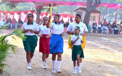 53rd Annual Athletic Meet on 20th December 2018