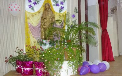 Feast of St. Claudine (Foundress) Celebration on 4th February 2019