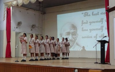 Gandhi Jayanti Celebration on 2nd October 2019