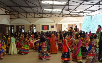 Navratri Celebration on 5th October 2019